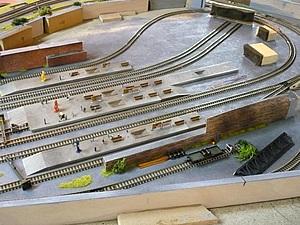 modelleisenbahn spur n bauen